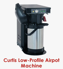 Curtis Airpot Low Profile